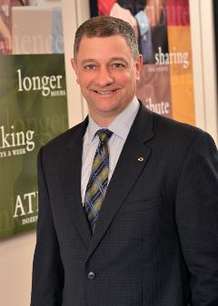 President and CEO Kurt Kuta